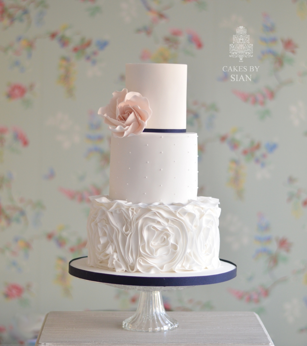 Wedding Cakes Cakes By Sian