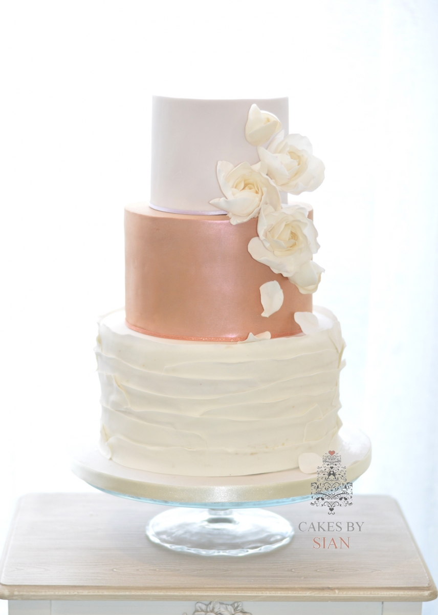Wedding Cakes | Cakes by Sian